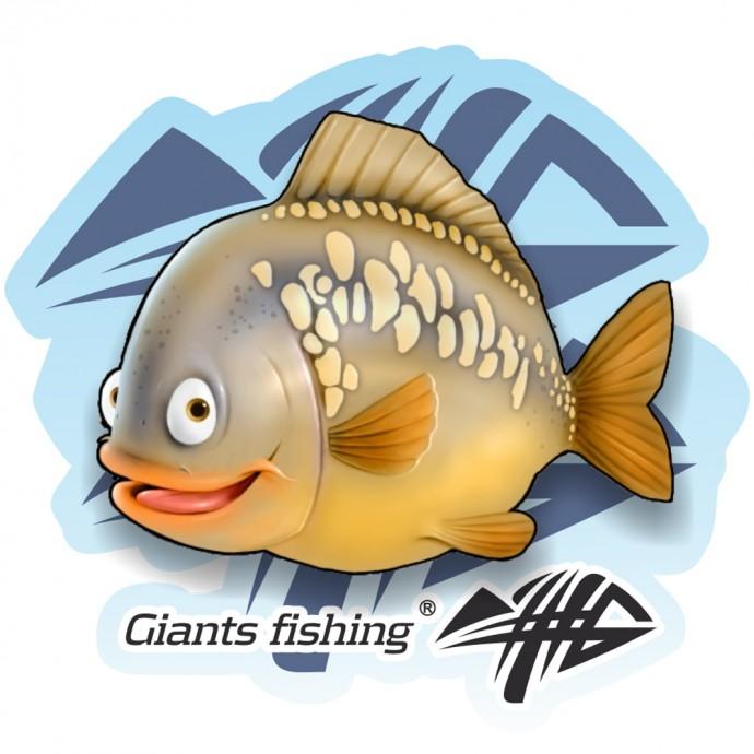 N�lepka Giants Fishing Velk� Kapr D?tsk�
